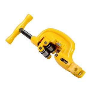 Pipe Cutter on SQ50D Pipe Threader Machine Interchangeable with Ridgid 300 Pipe Threader