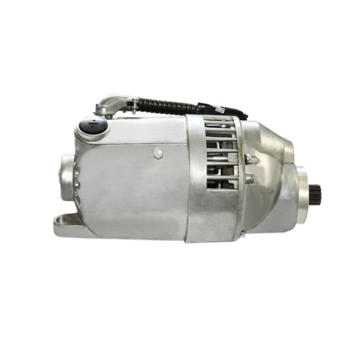 Gear box with motor of  SQ50D threader