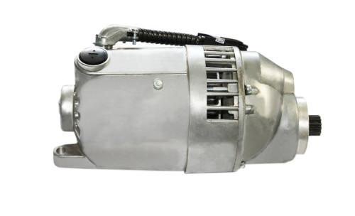 Getriebe mit Motor des Einfädlers SQ50D