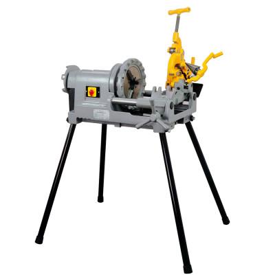 C·Cutting 2 Inch Compact Threading Machine Complete SQ50E Fits RIDGID 300 Compact