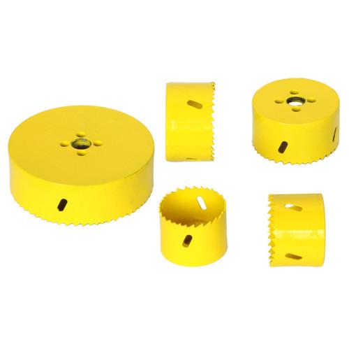 C · قطع منشار ثقب الأنابيب لآلة قطع الأنابيب JK114 JK150