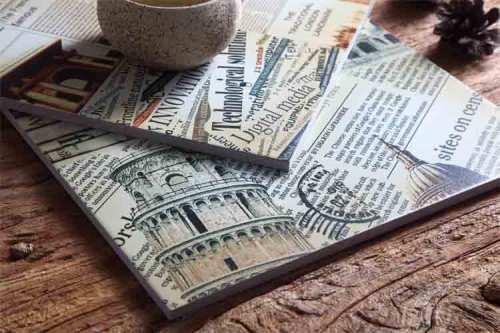 Kraft paper High Quality Foshan Ceramic Encaustic Ceramic Tiles
