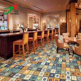 300X300 mosaic look bathroom ceramic wall and floor tiles