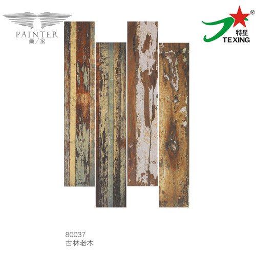 Characteristic Wooden tiles American style 150*800mm