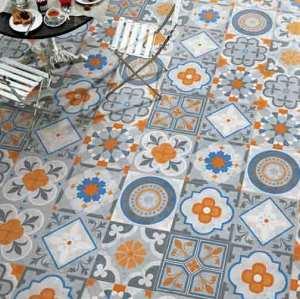 Made in China Modern designs bathroom ceramic floor tiles & wall tiles