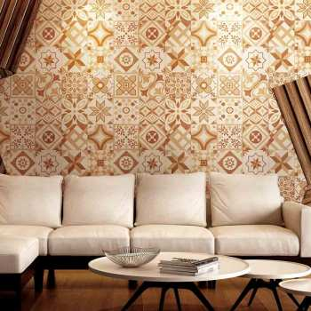 Factory prices reataurant or cafe floor and wall tiles golden series