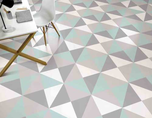 New Arrived Elegant style freshing color  encaustic ceramic wall and floor  tiles
