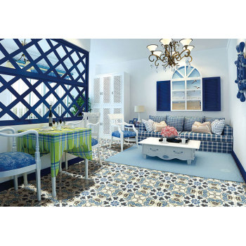 cheap moroccan floor tiles Mediterranean style