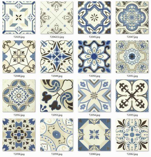 cheap moroccan floor tiles Mediterraneanstyle