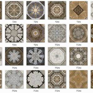 Handcraft wholesale glazed wall and floor tiles