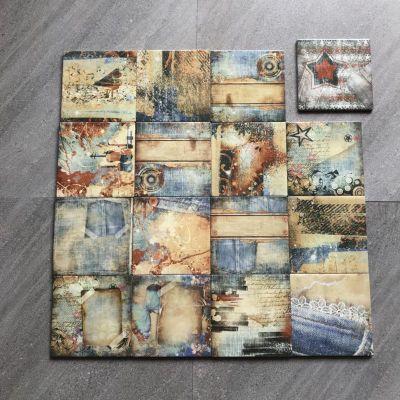 2020 Foshan musicianship series decorative Cement Tiles