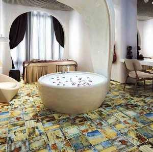 Foshan Handmade musicianship decorative Cement Tiles