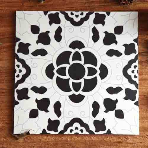 Handmade moroccan style cement tile in high quality
