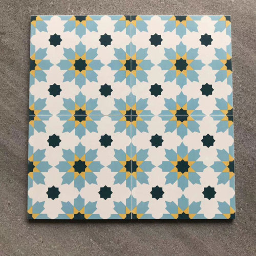 Cheap Moroccan  Antique Handmade ceramic tiles