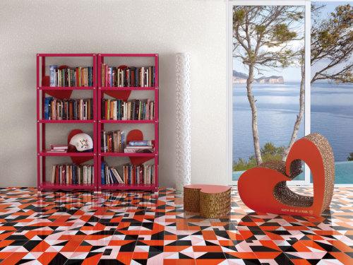 Kitchen Bathroom Decorative China Ceramic Wall Tiles 300x300