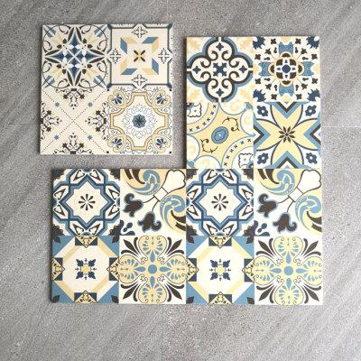 Modern mediterranean design ceramic floor wall tile 300x300