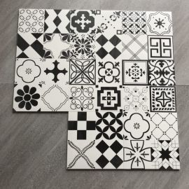 300x300mm decorative moroccan ceramic tile