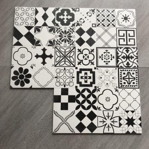 300x300mm decorative moroccan ceramic tile