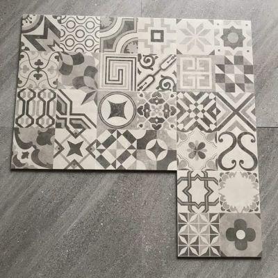 cement look encaustic cearmic tiles