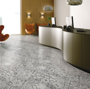 cement look encaustic cearmic tiles
