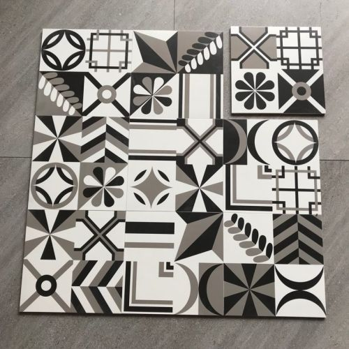 Italy design handmade ceramic tile 300x300 mm made in China