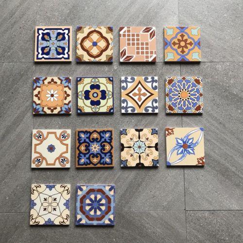 Morocccan tiles in 98*98 MM