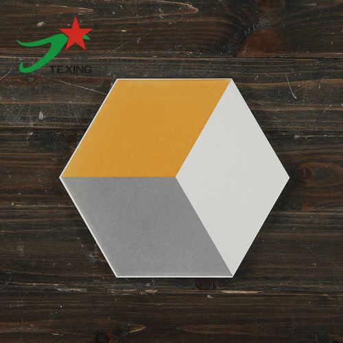 Hot sale hexagon hexagon tiles bathroom