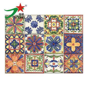 TEXING Popular moroccan ceramic tile in Foshan