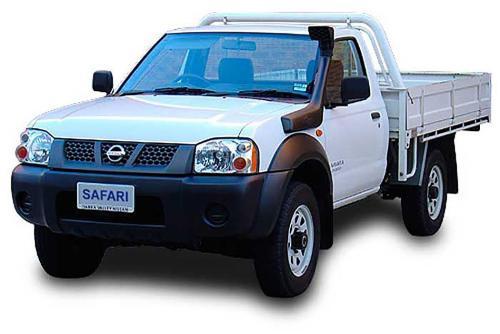 Snorkel for Nissan Navara D22/Nissan TaraNor 2