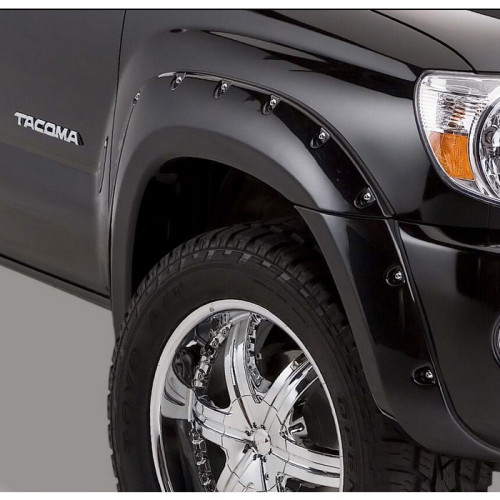 Fender flares for 2005-2011 Toyota Tacoma Fleetside 6 Ft (73.5