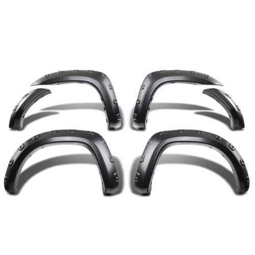 Fender flares for 2005-2011 Toyota Tacoma Fleetside with 5 ft (60.3