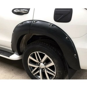 Fender flares for Toyota Fortuner 2016-2018