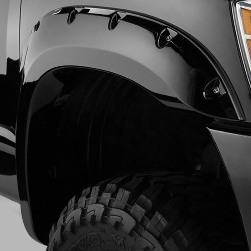 Fender flares for 2004-2014 Nissan titan w / Bedside Lockbox