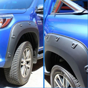 Fender Flares for Toyota Hilux Revo 2015-2018