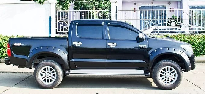 Fender flares for Toyota Hilux