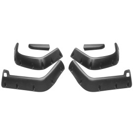 Fender Flares for 1997-2006 Jeep Wrangler TJ