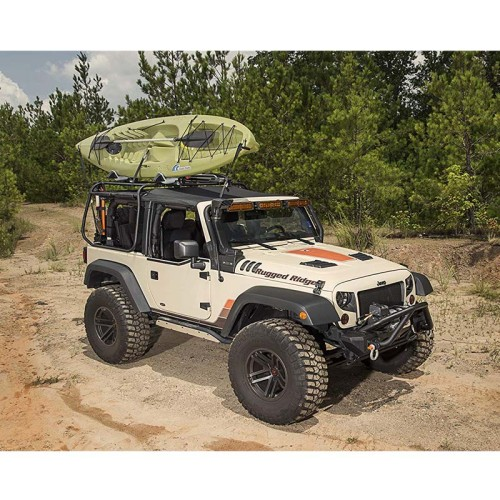 Air Intake Snorkel for Jeep Jk Wrangler Rugged Ridge Snorkel Short or Long 2007-2018