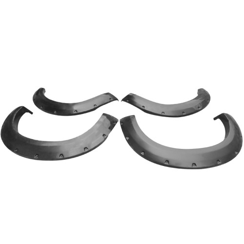 Fender Flares Proof Cover Guard Mudguards Protector Trim Set For Ford F250 F350 2011-2014