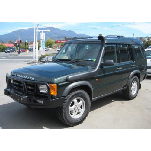 Snorkel for the Land Rover Discovery 2 All Engines