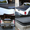 Toyota Soft Roll Up Tonneau Cover 2005-2015 truck bed covers for TOYOTA Tacoma 6