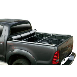 Roll Up Soft Tonneau Cover 2005-2014 Toyota Hilux Vigo Roll Up Tonneau Cover Truck Bed Covers
