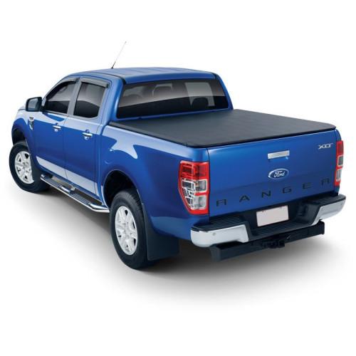 Soft Roll up Tonneau Cover 2012-2016 Ford Ranger T6 Truck Bed Covers Roll up Truck Tonneau Covers