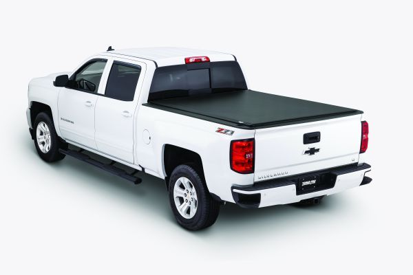 Soft Roll Up Tonneau Cover for Chevy Silverado Gmc Canyon 6.5f 6f 5.8f 5f Truck Bed Covers Soft Tonneau Cover
