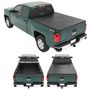 Soft Roll Up Tonneau Cover 2004-2016 Chevrolet Colorado Gmc 5ft Truck Tonneau Covers Roll Up Tonneau Cover
