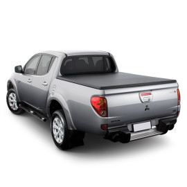 Soft Roll Up Tonneau Cover Mitsubishi Triton L200 Truck Bed Covers Roll Up Tonneau Cover Pickup Bed Covers