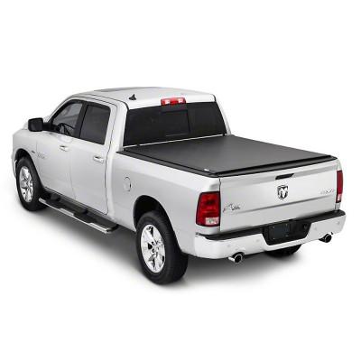 RAM Soft Roll Up Tonneau Cover 2002-2017 Dodge 6.5ft PVC Truck Bed Covers Roll Up Tonneau Cover
