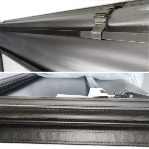 Pickup Bed Covers 2015+ Nissan Navara Np300 Soft Tri-Fold Tonneau Cover