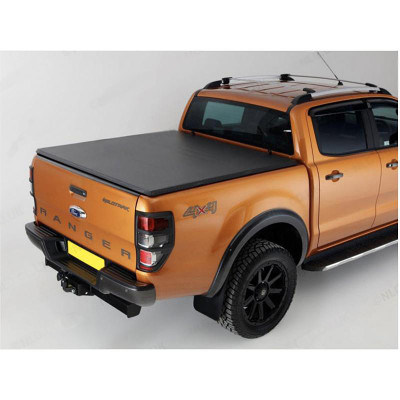 Truck Bed Covers 1993-2012 Ford Ranger Tri-Fold Soft Tonneau Cover
