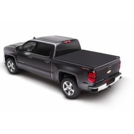 Tri-Fold Soft Tonneau Cover for Chevrolet Colorado Silverado/Gmc Truck Bed Covers