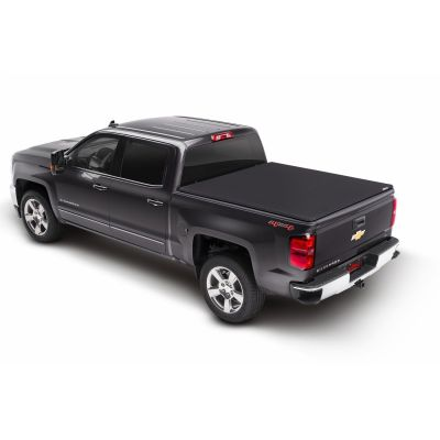 Chevrolet Tonneau Cover 2012+ Colorado Tri Fold Soft Truck Bed Covers Folding Tonneau Cover